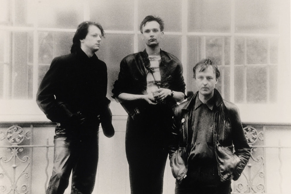 Chance Versus Causality: An Interview with Cabaret Voltaire