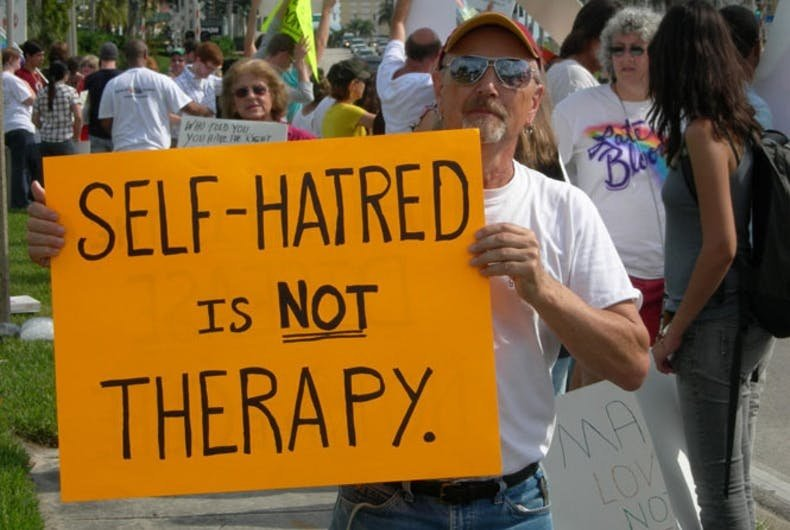 All Conversion Therapy Program Leaders Should Just Come Out as Gay