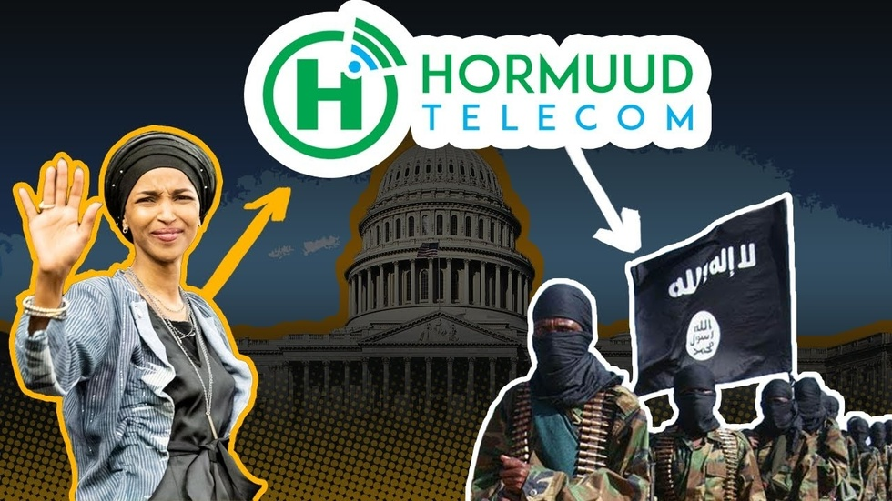 Partner Content - ILHAN OMAR TERRORIST TIES? Omar supports companies that fund Al Shabaab,...