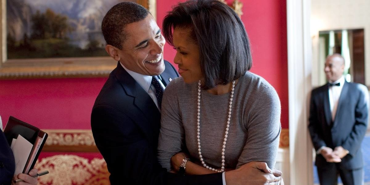 The Obamas dominated a new poll of the most admired people in America