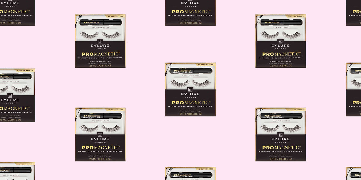 Review: Does The Eylure Pro Magnetic Lash System Work? - NYLON