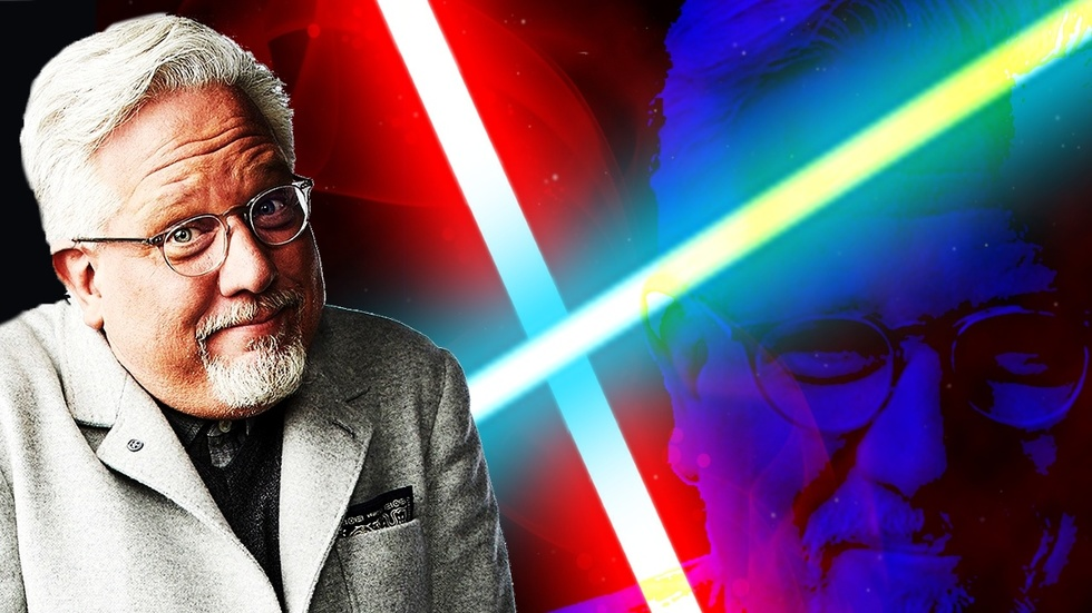 Partner Content - Is Glenn Beck really a Jedi?
