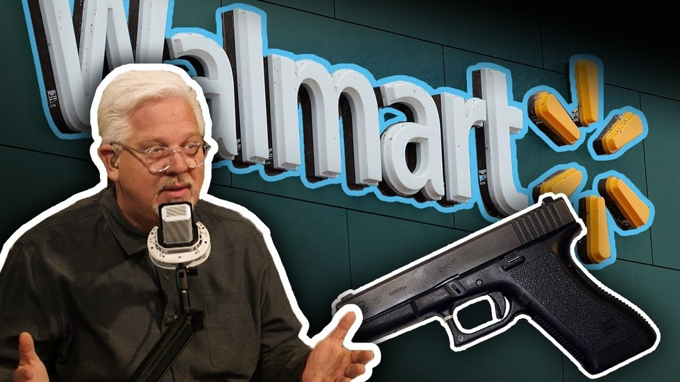 Partner Content - WALMART TO REDUCE GUN SALES: No more handguns or ammo...
