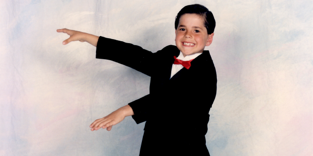 12 Childhood Pics and Videos That Prove These Stars Were Born to Dance