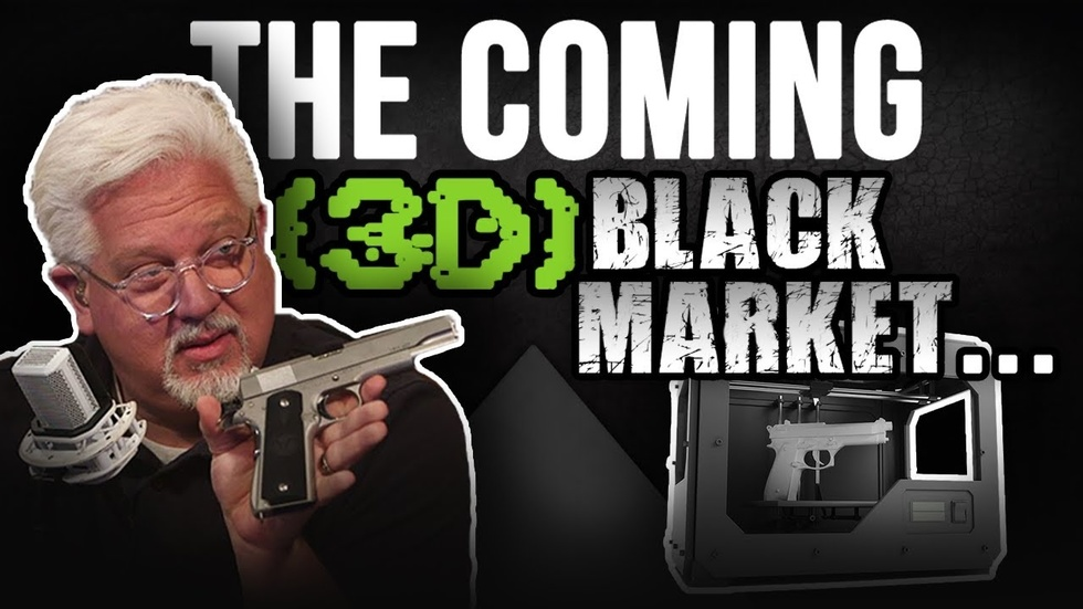 Partner Content - 3D PRINTERS: The coming black market for guns
