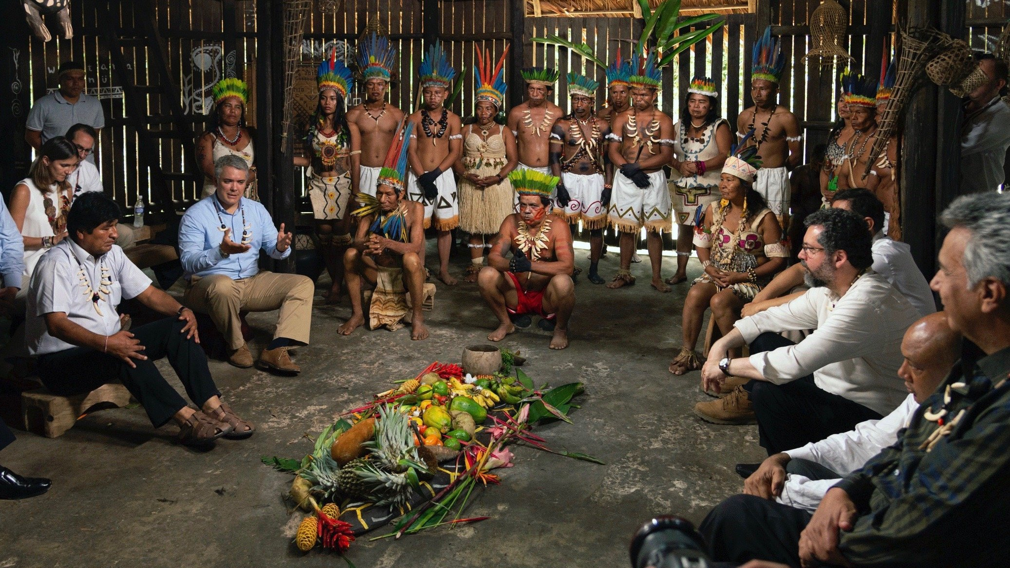 7 Amazon Rainforest Countries Sign Pact to Come Together in Response to