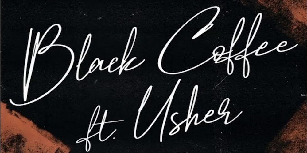 Listen to Black Coffee and Usher's New Single 'LaLaLa'