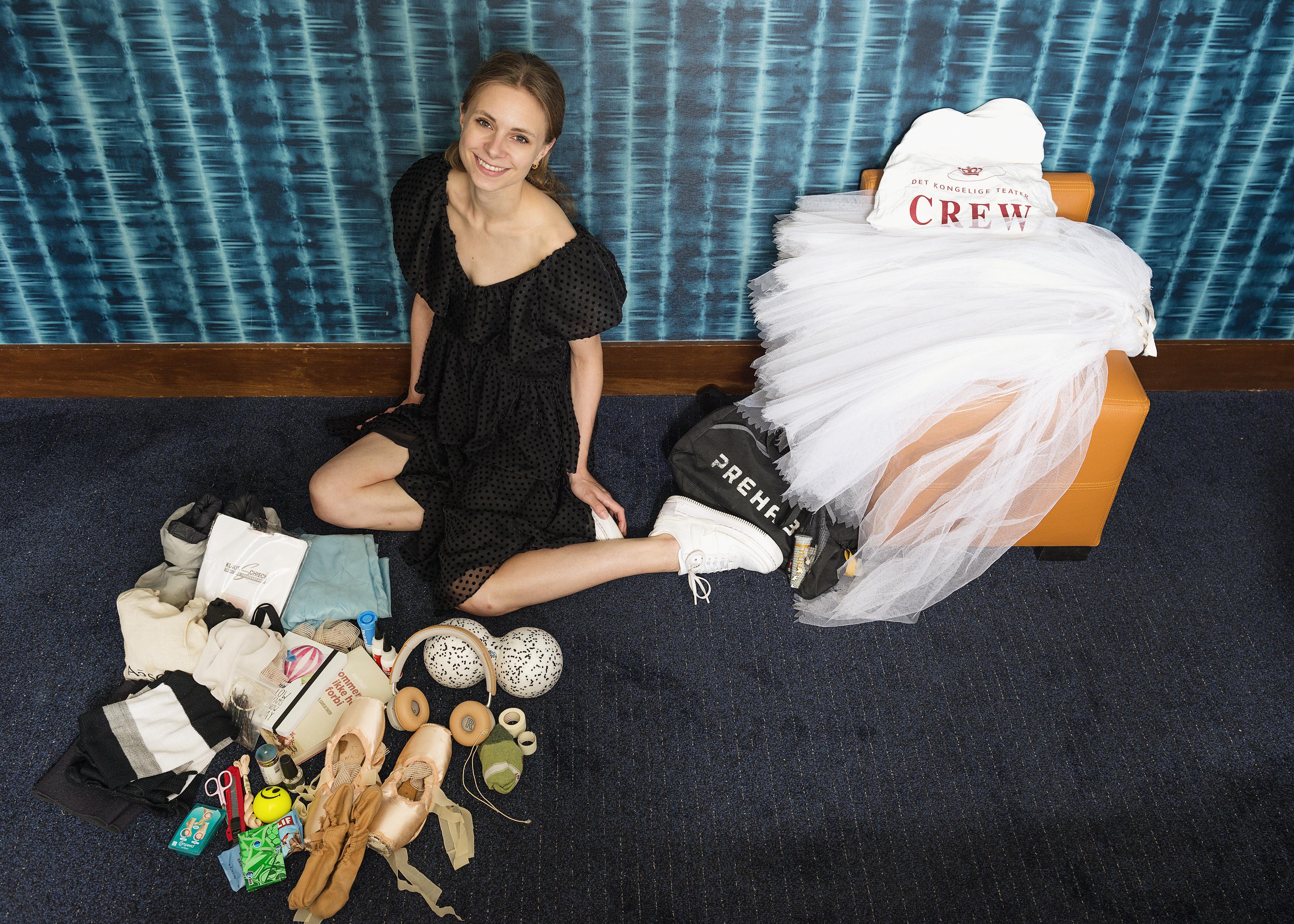 Royal Danish Ballet Principal Ida Praetorius' Dance Bag is Filled With Glamorous Hand-Me-Downs
