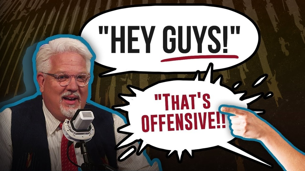 Partner Content - PC CULTURE GONE MAD: NowThis says 'Hey GUYS' is OFFENSIVE