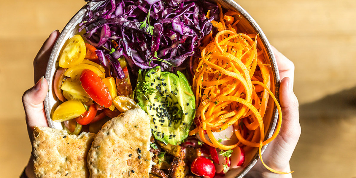 How to Lose Weight on a Vegetarian Diet