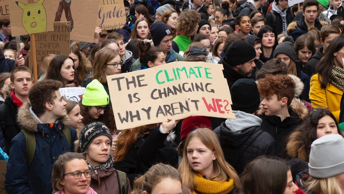 Greta Thunberg Responds to Cost of Climate Action Critics: If We Can Save the Banks We Can Save the World