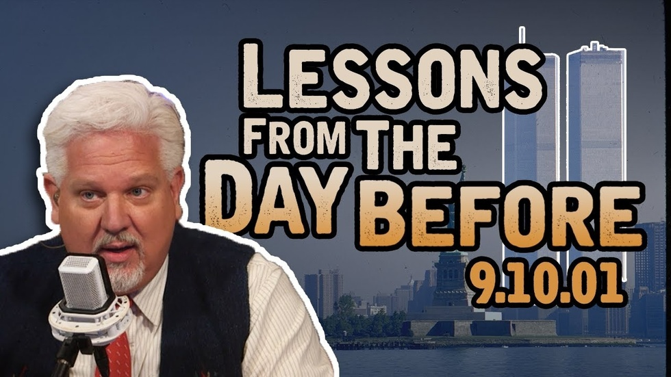Partner Content - Lessons from the day before 9/11/01