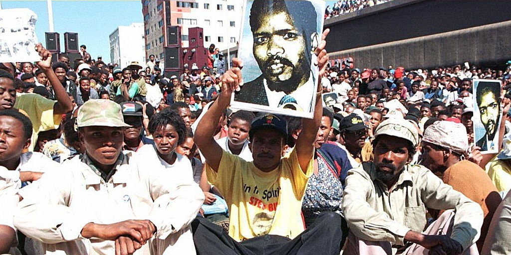 Today Marks the 42nd Anniversary of the Assassination of Steve Biko