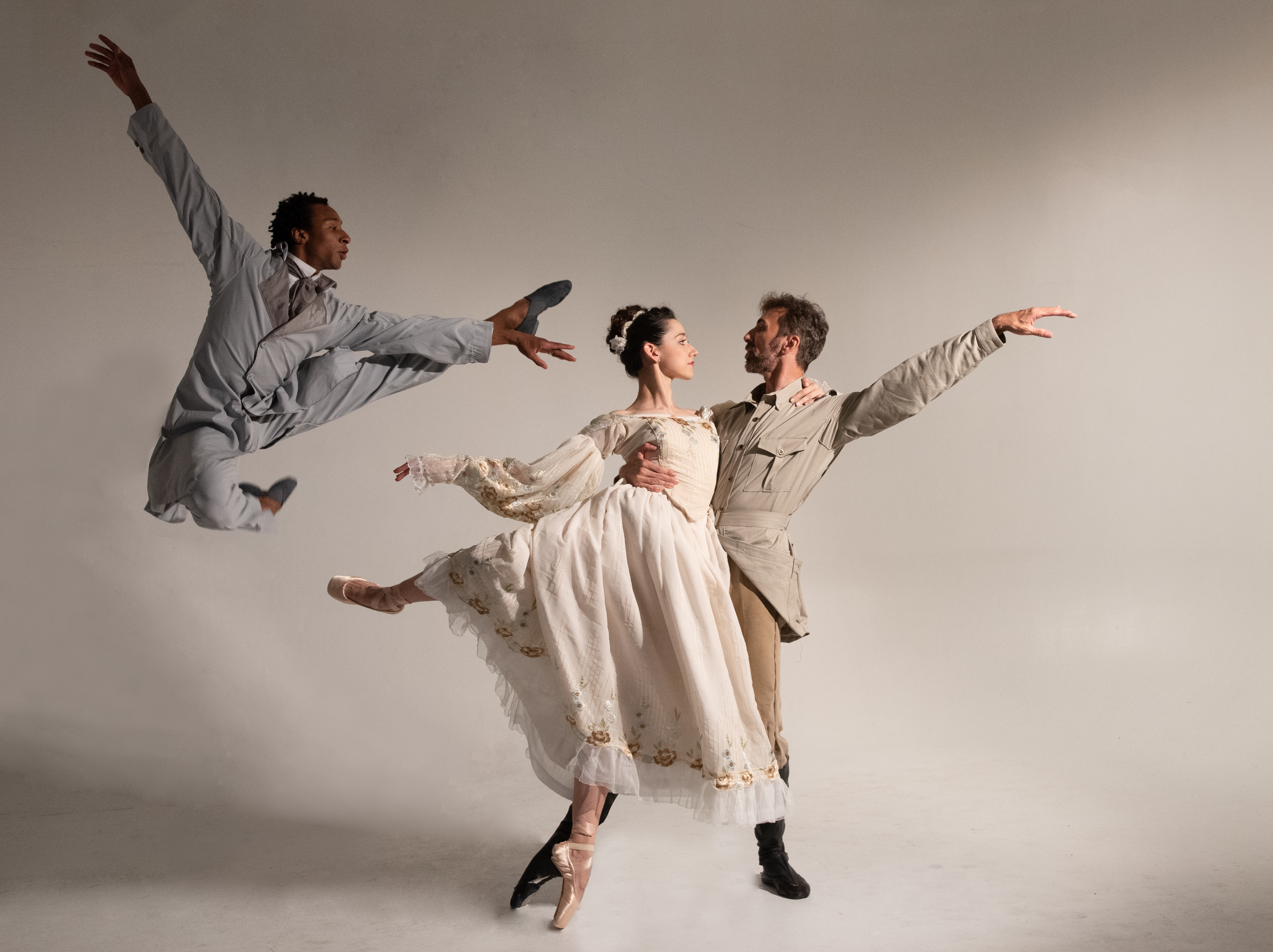 Kathryn Posin's New Ballet Explores the Letters of Charles Darwin
