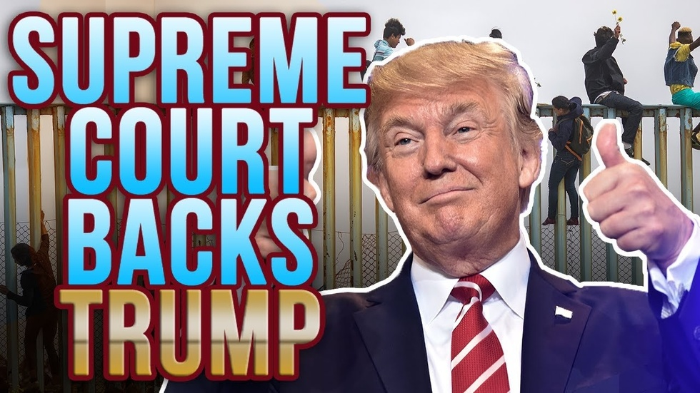Partner Content - Supreme Court Backs Trump on policy for US asylum seekers at border