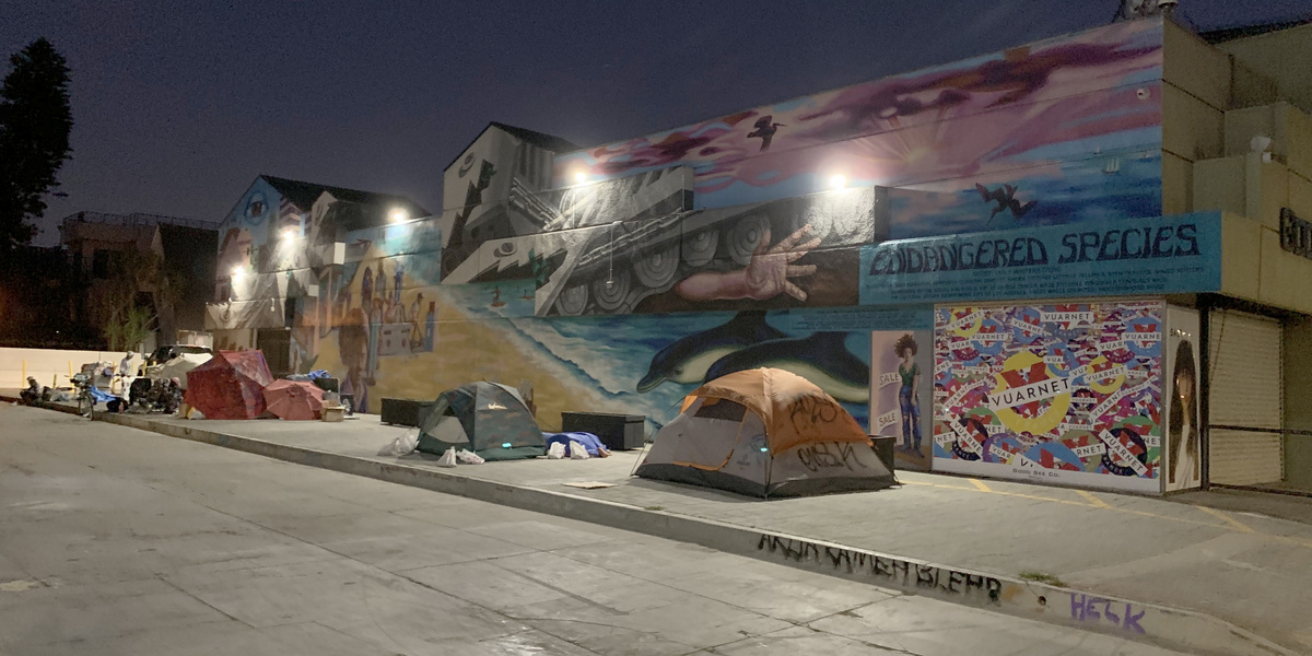 Two philosophers' views on California's homelessness epidemic