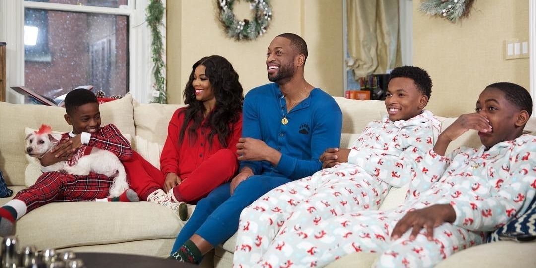 Why Gabrielle Union + Dwyane Wade are honest with their kids about Santa