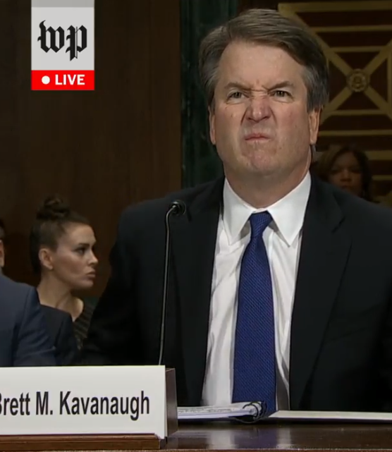 New Brett Kavanaugh Sexual Assault Allegations? WHAT? No! Really? THE F*CK YOU SAY!