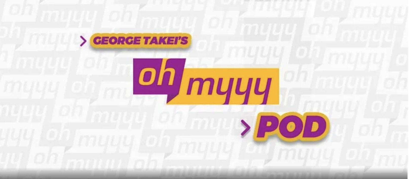 George Takei's Oh Myyy Pod! Episode 5: 'To Shame Or Not To Shame'