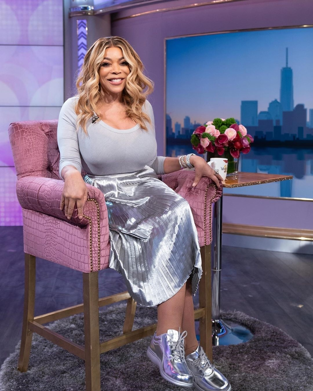 Wendy Williams Says She Won't Be Living In The Same House As The Next Man She Marries