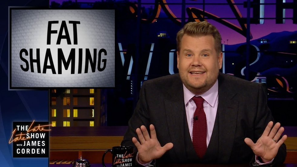 Fat-Shaming Is An Excuse for Classism: Why James Corden Was Right and Bill Maher Was Wrong