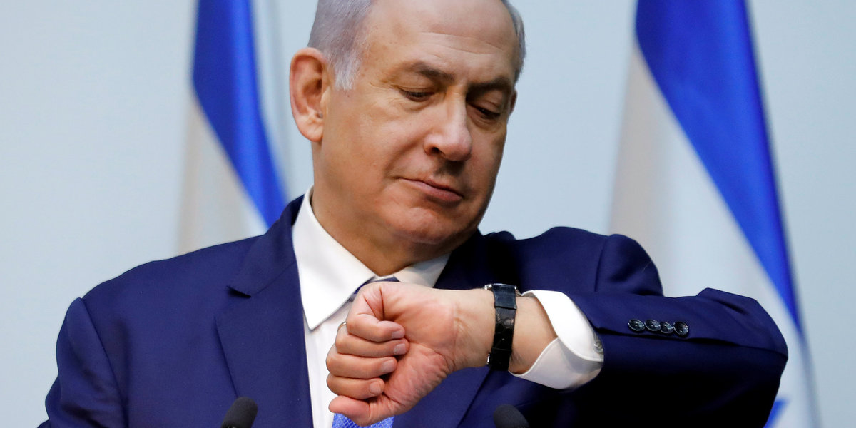 What We're Watching: Bibi Gets Another Go at the Ballot Box