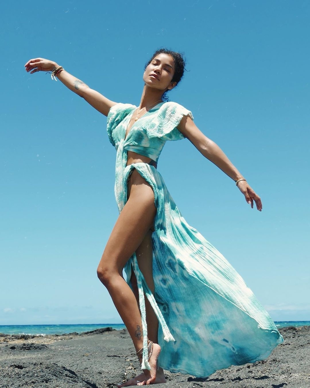 Jhené Aiko Just Released A Vibrational Healing Track That Will Get Your Chakras All The Way Together