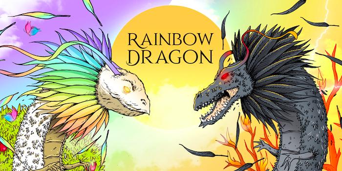 "Keiynan Lonsdale Releases Fearless New Single ""Rainbow Dragon"""
