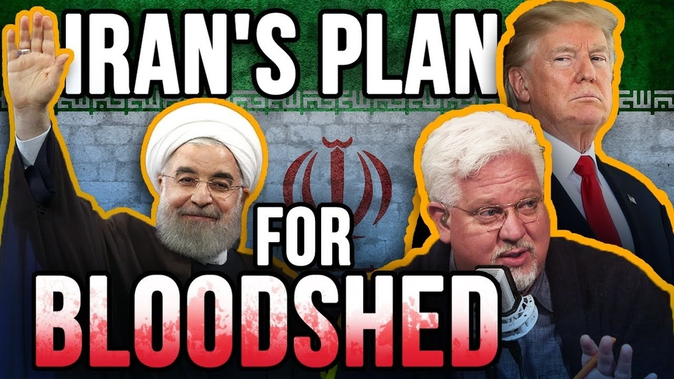 Partner Content - IRAN, MULLAHS WANT GLOBAL BLOODSHED: Will Trump retaliate after drone at...