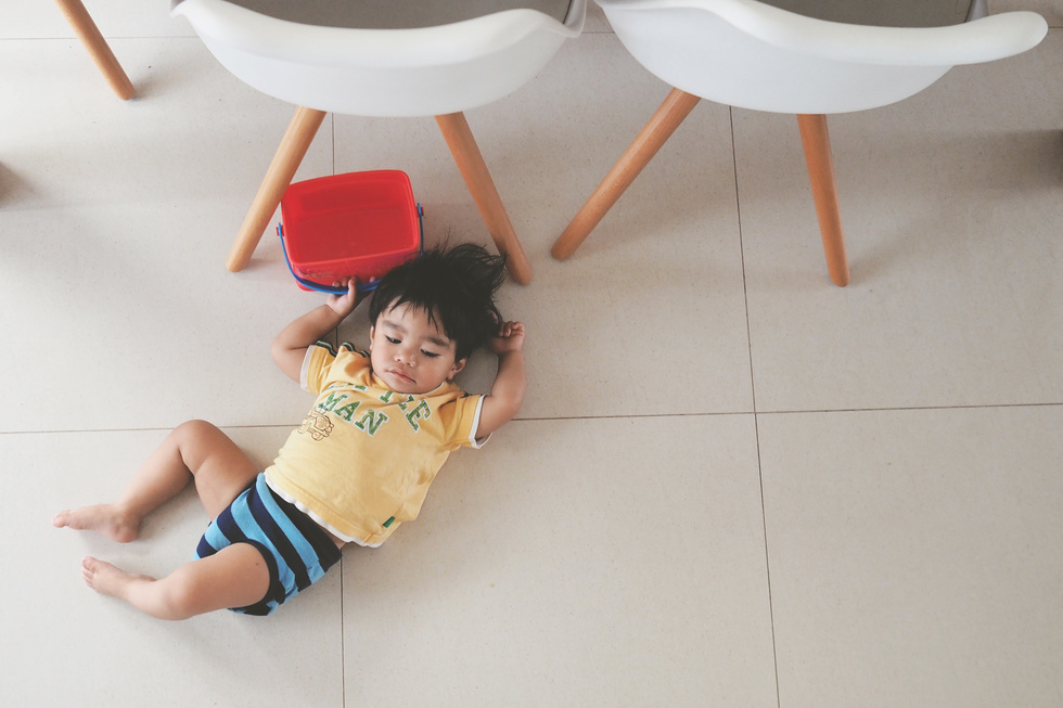11 sure-fire ways to handle tantrums, according to Reddit mamas