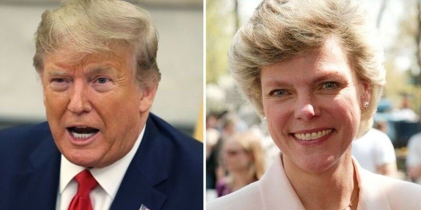 Trump Slammed For His 'Crass' Comments About Journalist Cokie Roberts After Her Death