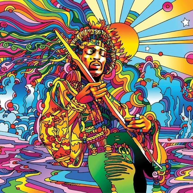 Remembering Jimi Hendrix, 47 Years On