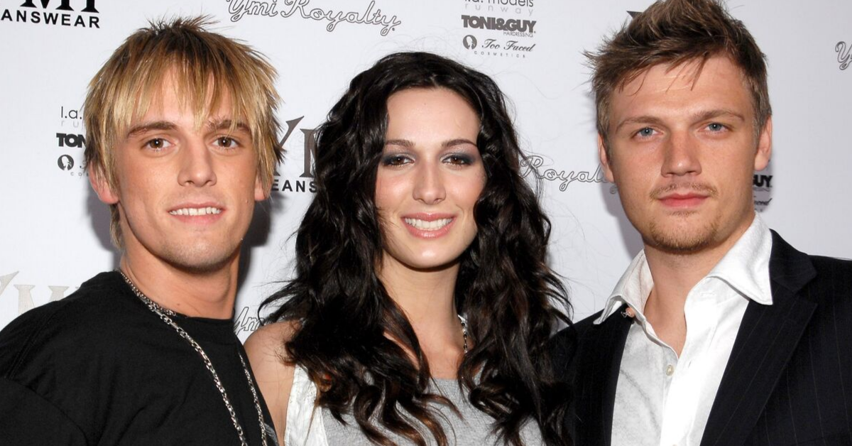 Aaron Carter Unleashes Tirade At Siblings Nick And Angel After They File Restraining Order Against Him