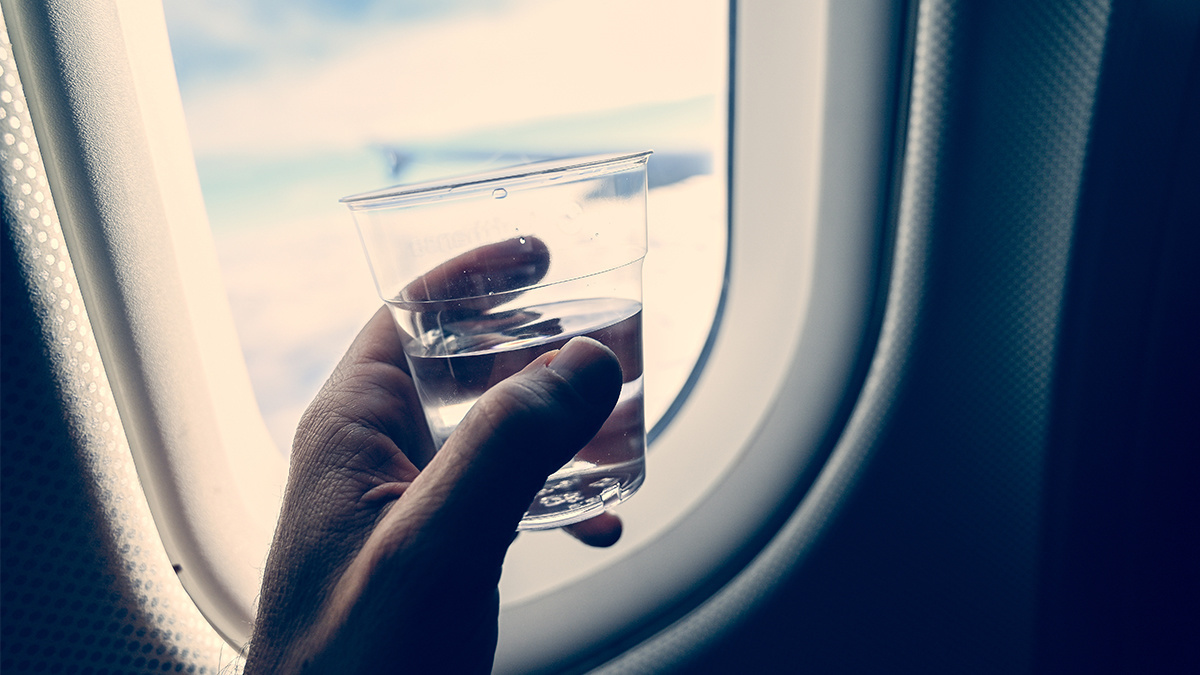 Most Airlines Have Unhealthy Water Study Finds