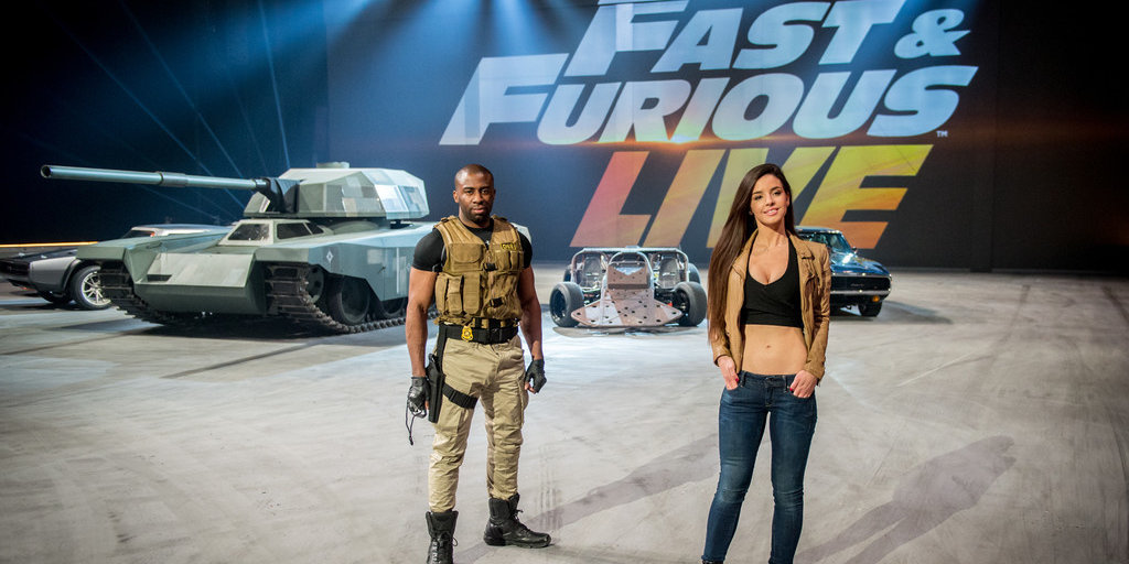 Fast And Furious Live Lead Actress Elysia Wren Talks The Rise Of The Alpha Female
