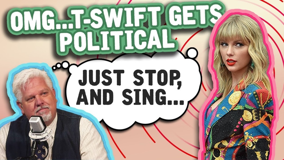 Partner Content - UH OH: Taylor Swift now 'obsessed' with politics, 2020 Democrats