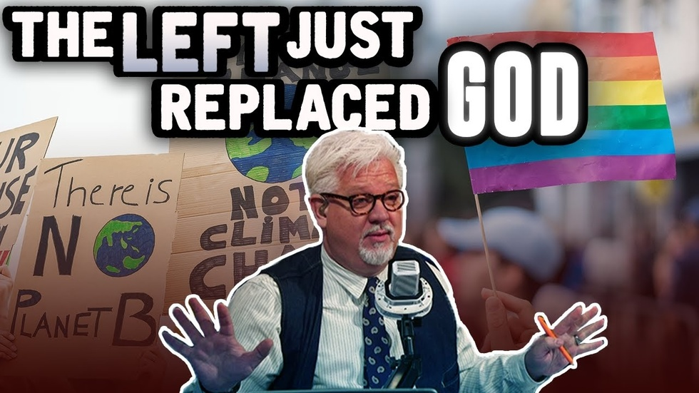 Partner Content - NBC climate change confessionals: The left just replaced God