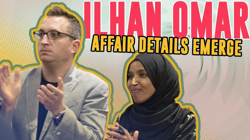 Partner Content - ILHAN OMAR MARRIAGE AFFAIR with Tim Mynett: Campaign finance fraud & lies