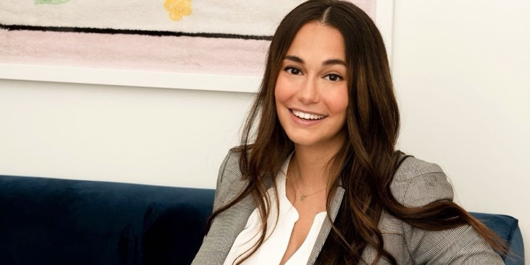 The Wing's Audrey Gelman makes history as first visibly pregnant CEO on a business magazine cover 👏