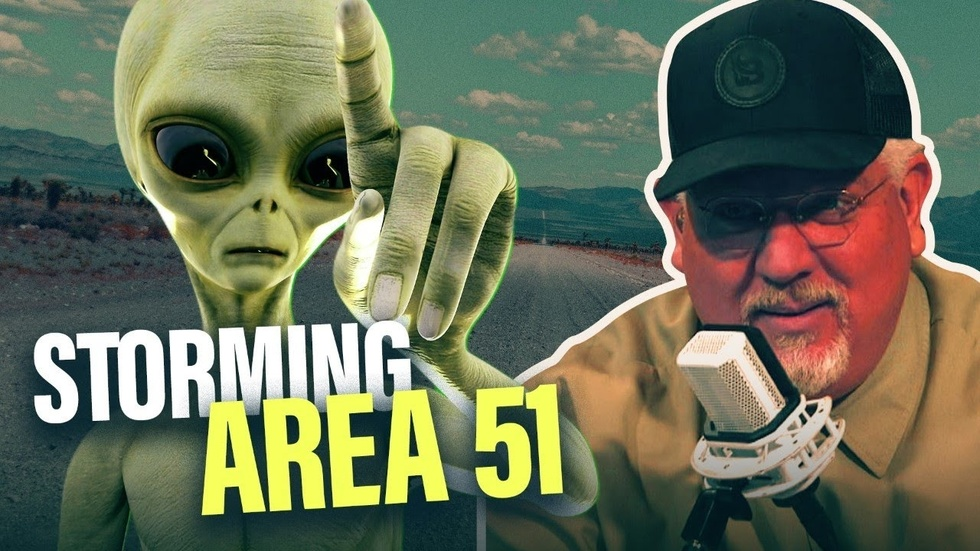 Partner Content - Will the military use force if thousands raid Area 51?