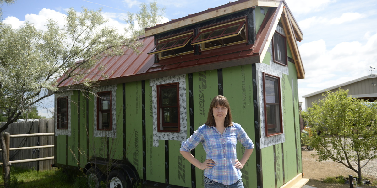 Millennials and the rise of tiny homes