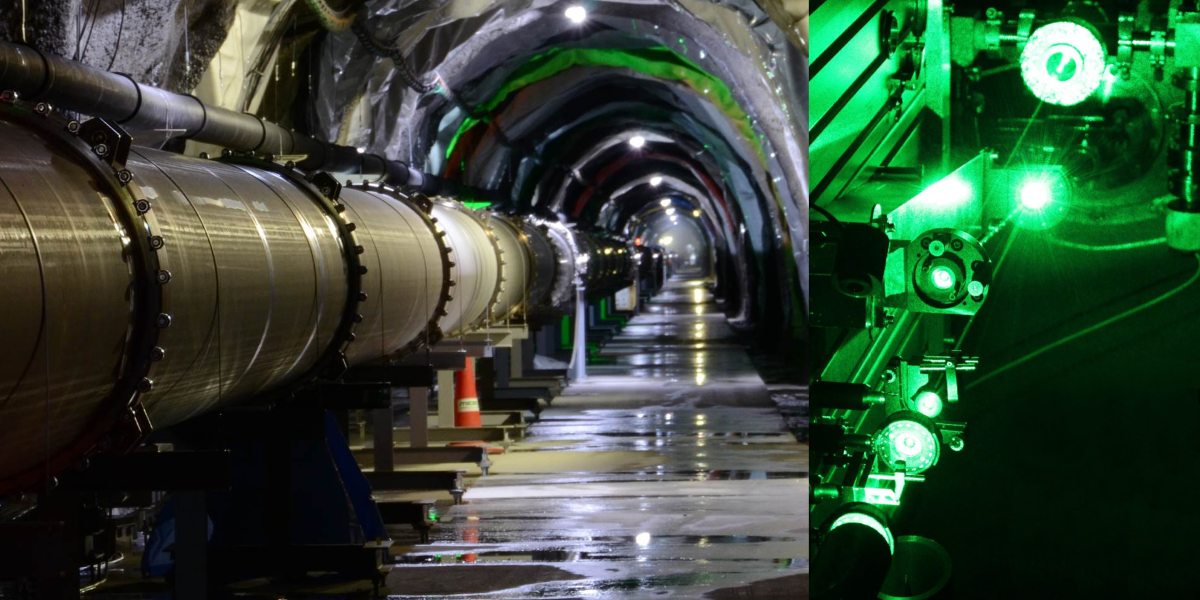 Physicists invent a new way to search for dark matter using lasers
