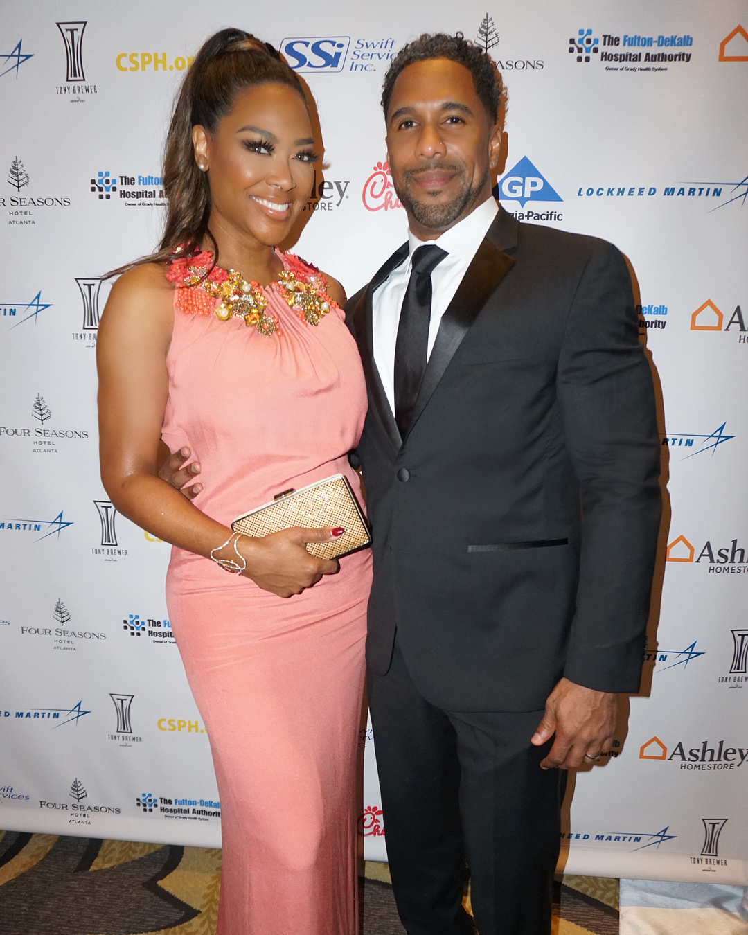 Kenya Moore & Marc Daly Split After 2 Years But Say Their Co-Parenting Game Is Strong