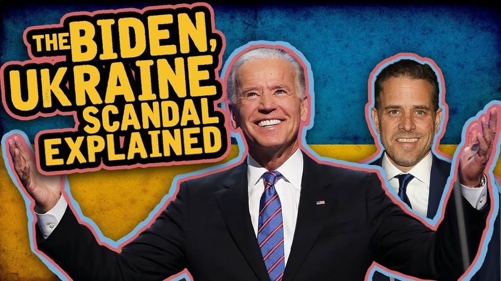 Partner Content - BIDEN UKRAINE SCANDAL EXPLAINED: Unethical plan by Joe to help son Hunte...