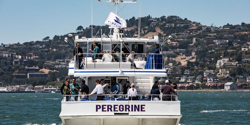 Ahoy! Oakland commuters can take a classy new ferry to work (and Chase Center) in the city