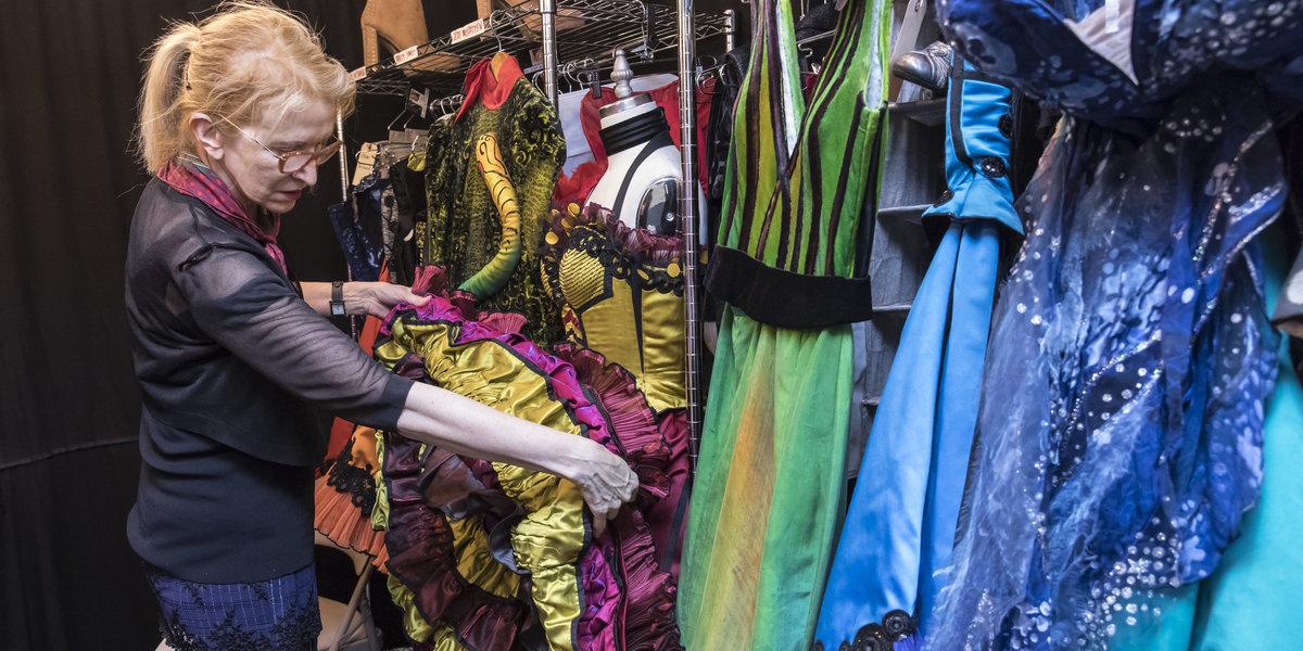 Peek Inside Three Major Costume Shops of Ballet, Broadway and Ballroom