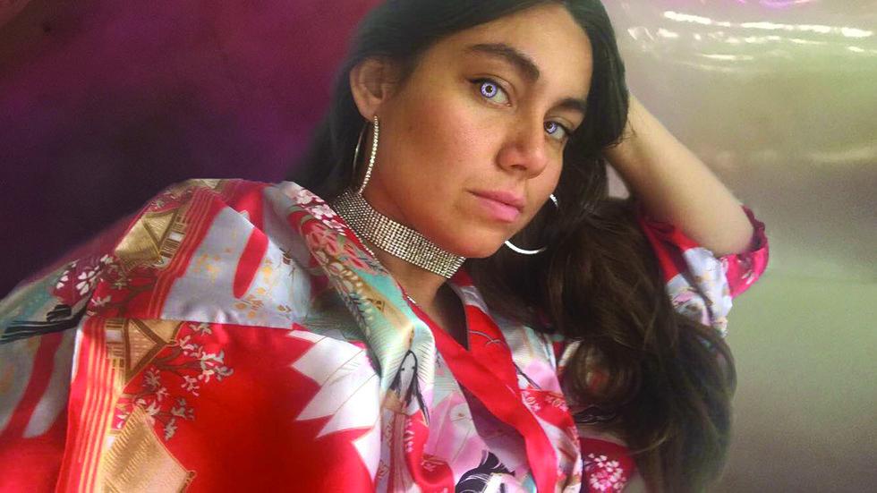 """Molina Releases Dark New Single """"Parásito"""""""
