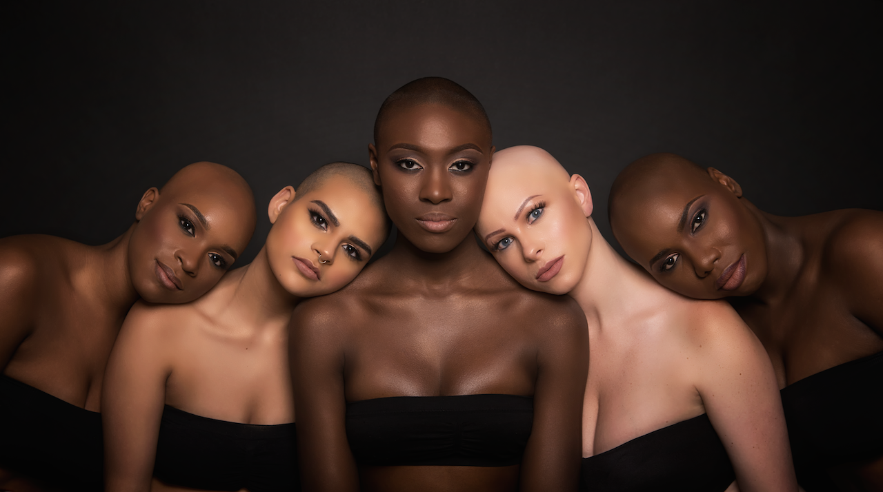 The Baldie Movement Is All About Being Bald & Loving It Daily