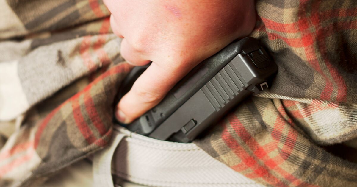 Concealed Carry Permit Holders Share Why They've Had To Pull Their Firearm