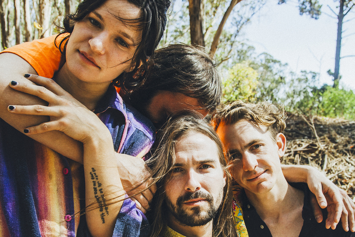 Big Thief Know That It Takes  Two Hands